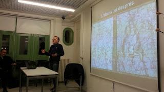 42a Trobada de Geoinquiets, dijous 17 de març de 2016: El treball de camp en els mapes excursionistes (@JosepMMusachs). Editorial Alpina.